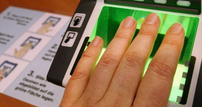 Чтобы получить паспорт ЛНР теперь нужно сдать отпечатки пальцев