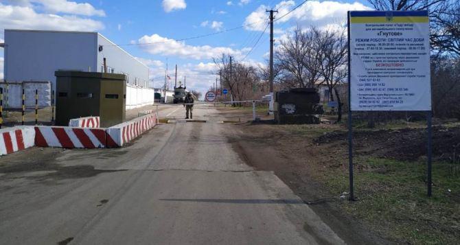 Представитель ООН не увидела очередей на КПВВ Донбасса