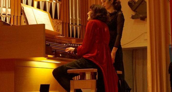 Филармония приглашает на программу «Портреты великих в зеркале органной музыки»