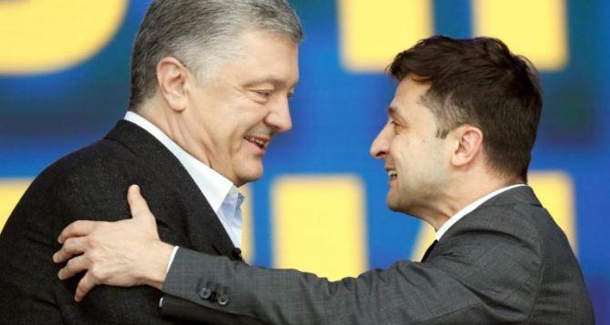 За Зеленского больше всего проголосовало в Сватово, за Порошенко— на прифронтовых участках