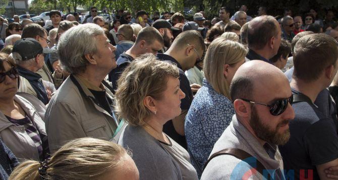 В Луганске рассказали, сколько человек в неделю смогут сдать документы на паспортРФ