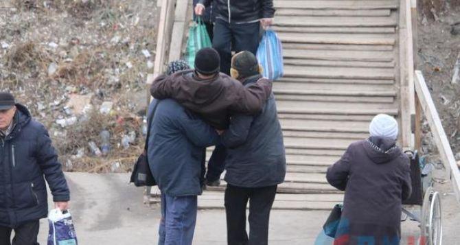 ОБСЕ отметила трудности при пересечении КПВВ «Станица Луганская»