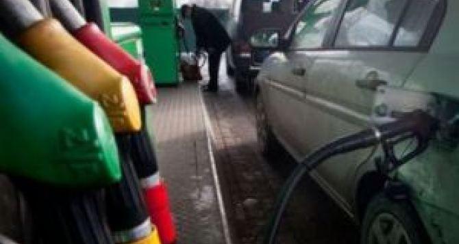 В Луганской области неожиданно подорожал бензин премиум класса