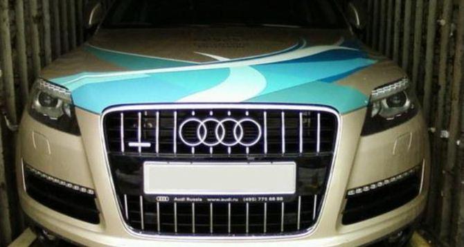 Заказ доставки подержанного авто из США под ключ