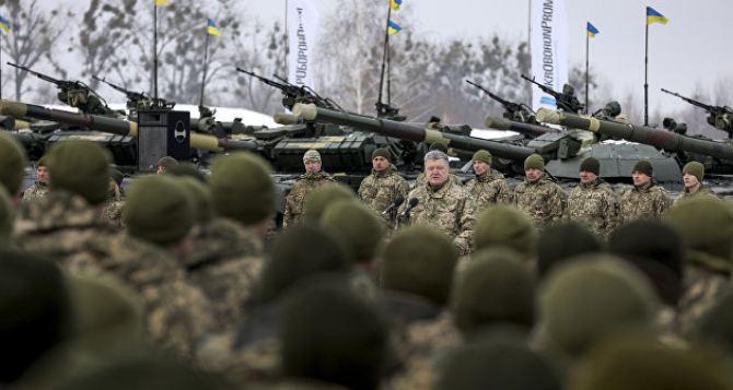 Европейские общественники требуют от Владимира Зеленского расследовать преступления Порошенко в Донбассе