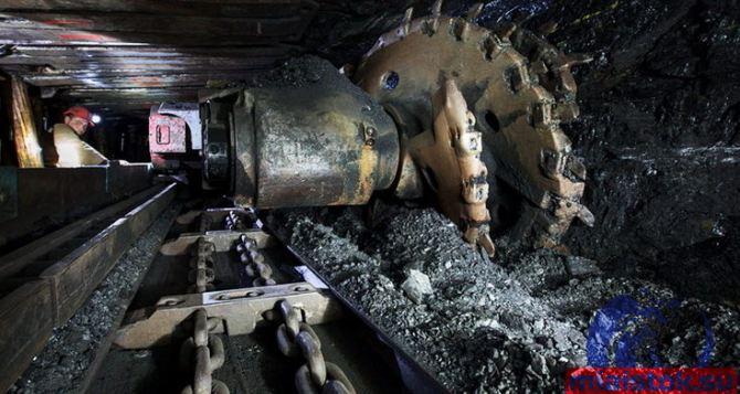 В ЛНР на шахте «Никанор-Новая» открыли новую лаву