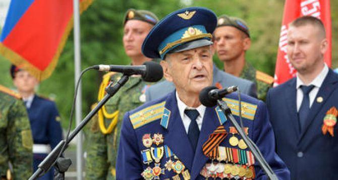 Сегодня ушел из жизни еще один ветеран Великой Отечественной войны