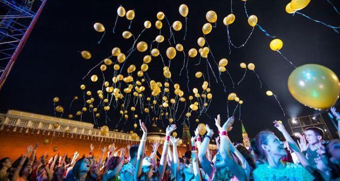Выпускные вечера начнутся в Луганске 19июня