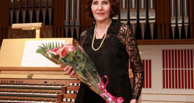 «Синтез искусств» завершит сезон органной музыки в луганской филармонии
