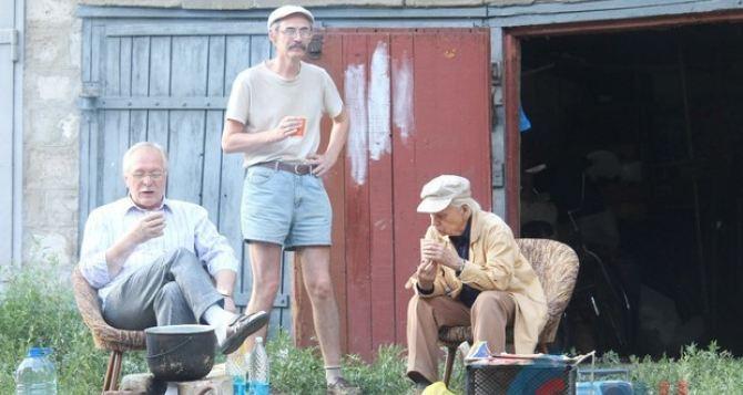 В Луганске все-таки покажут фильм «Ополченочка» на большом экране