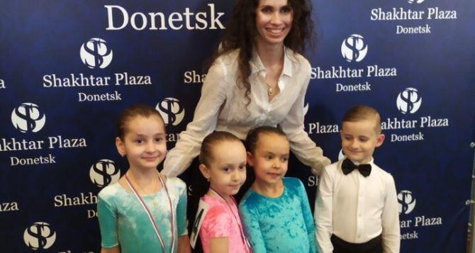 Танцоры «Бер-Мира» одержали ряд побед на фестивале в Донецке