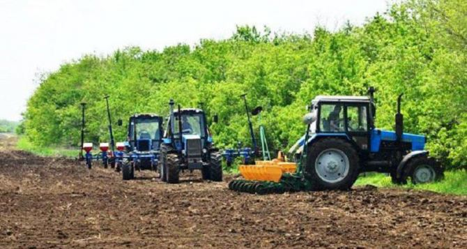 Аграриям предоставят технику в лизинг на 5 лет