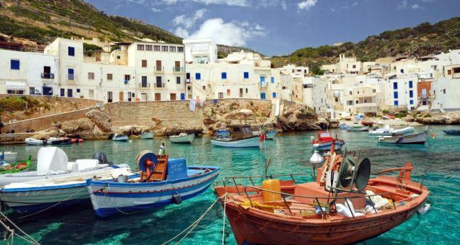 Сказочный остров Сицилия