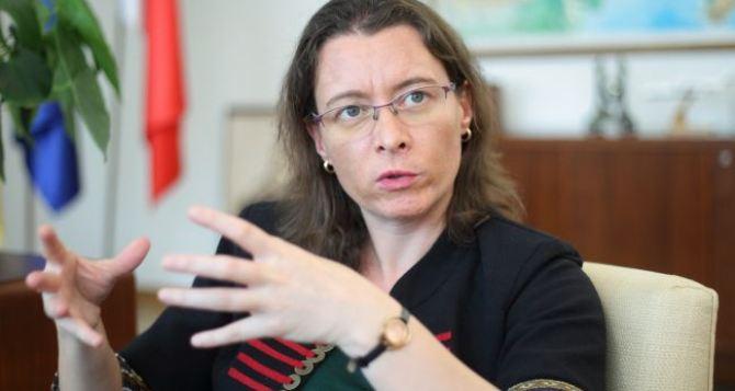 Франция поддерживает снятие блокады с Донбасса