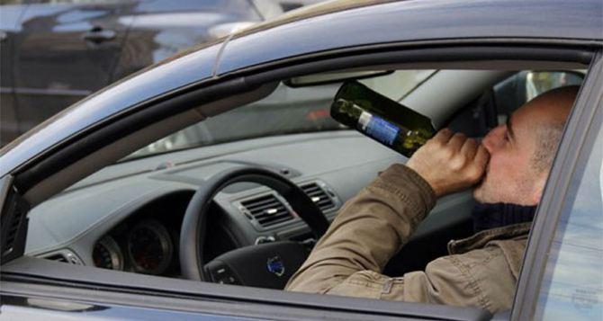 МВД напоминает водителям о недопустимости управления автомобилем в состоянии опьянения