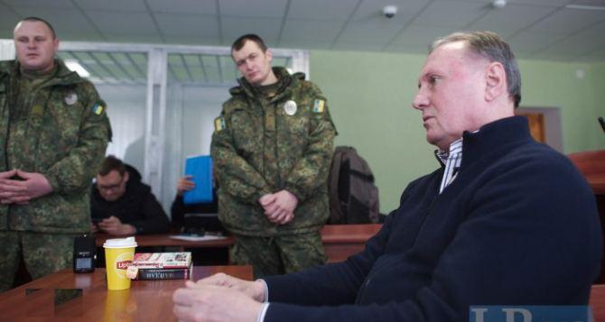 Александра Ефремова, находящегося четыре года в СИЗО, внесли в партийный предвыборный список
