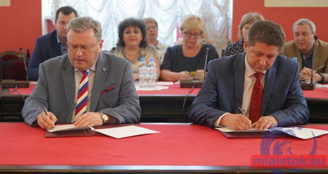 В московском вузе подписали соглашение о сотрудничестве с Министерством образования и науки ЛНР