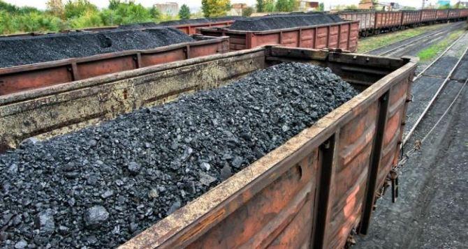 В Киеве надеются возобновить поставки угля из Донбасса