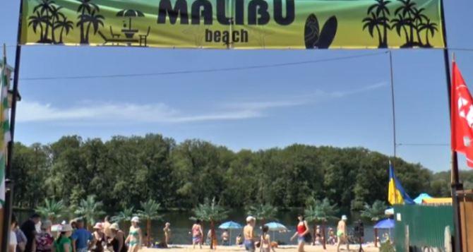Названа предварительная причина отравления 40 человек при купании в Рубежном