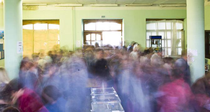 В Луганской области начались выборы депутатов сельских и поселковых громад