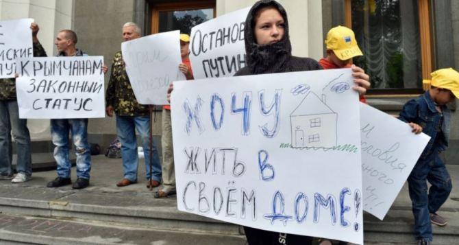 Программа по обеспечению жильем переселенцев работает везде, кроме Луганской области