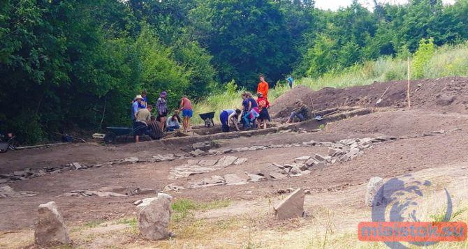 Археологи нашли в ЛНР сакральное сооружение 5 века нашей эры