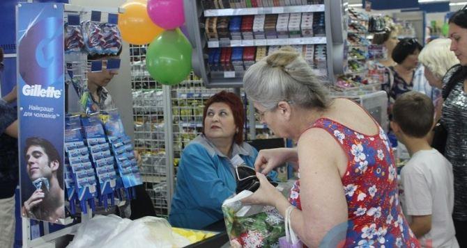 Что подешевело и что подорожало в магазинах Луганска в начале июля