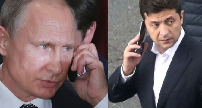 Зеленский позвонил Путину. И тот ответил. До чего договорились?