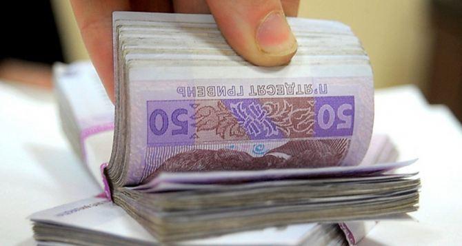 На Луганщине чиновник и преподаватель попались на взятке