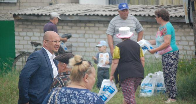 На Луганщине в 107 округе разоблачена сеть подкупа избирателей за сахар в пользу кандидата Сухова,— СМИ