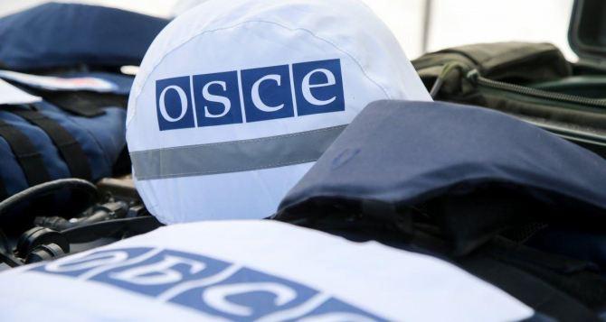 На Донбассе погиб наблюдатель ОБСЕ