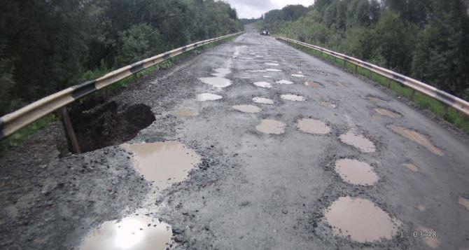 В Луганской области проведут акцию протеста, в рамках которой перекроют трассу Старобельск-Северодонецк