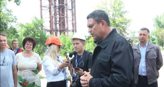 Глава ЛНР Пасечник рассказал как Луганск войдёт в состав Украины