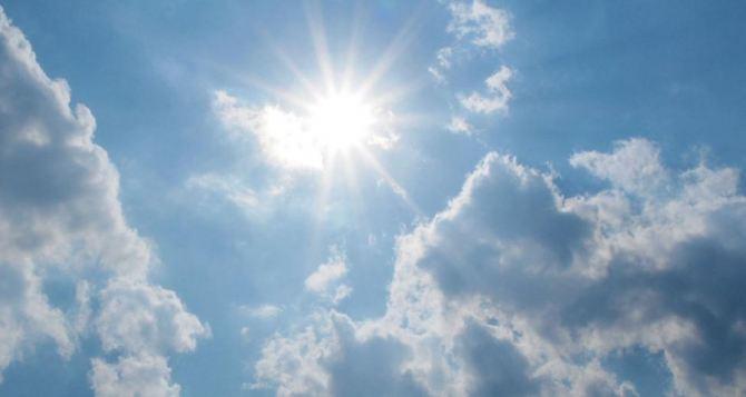 Погода в воскресенье, 21июля в Луганске