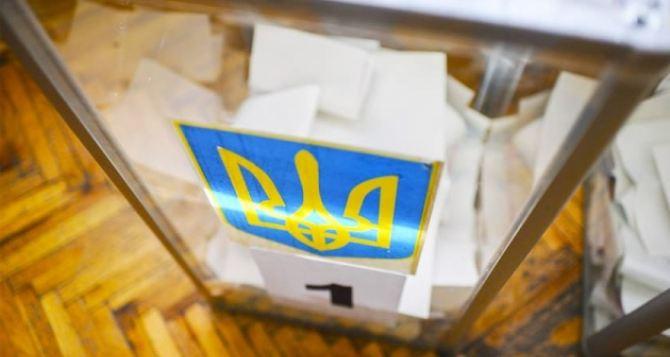 В Луганской области голосуют активнее, чем в Донецкой