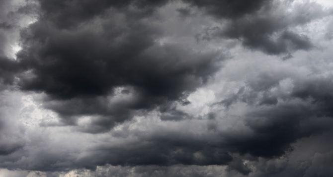 В Луганской области ожидаются дожди и грозы