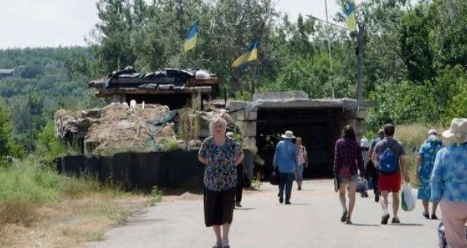 Украина готова приступить к демонтажу укреплений в Станице уже сегодня