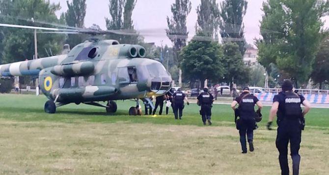 В МВД пояснили отправку спецназа на округа в Житомирской и Донецкой областях