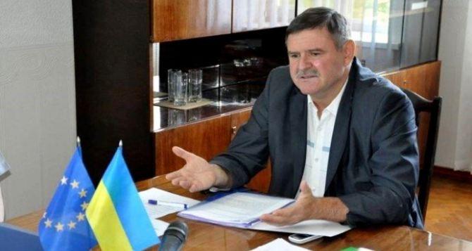 Мэра Северодонецка оштрафовали на 3,4 тыс. грн за выписку себе стотысячных премий