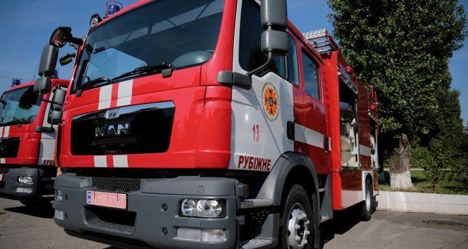 За прошедшую неделю на Луганщине ликвидировали 46 пожаров