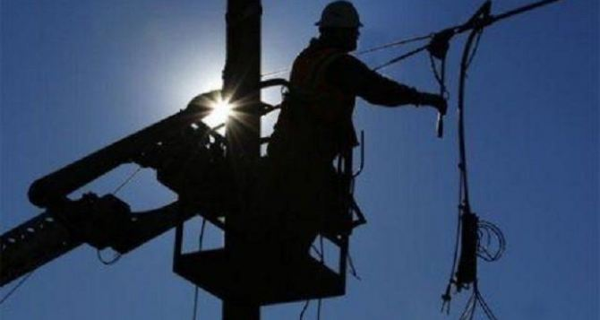 Электроснабжение по некоторым адресам Жовтневого и Каменнобродского районов 31июля будет временно отсутствовать