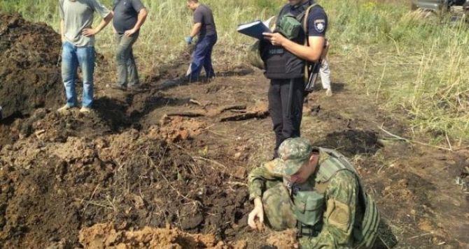 В результате взрыва снаряда на Луганщине без водоснабжения остались 3 тысячи человек