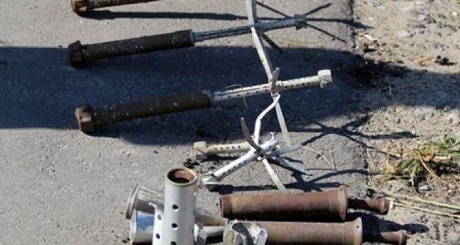 Саперы ГСЧС обезвредили 31 мину возле моста в Станице