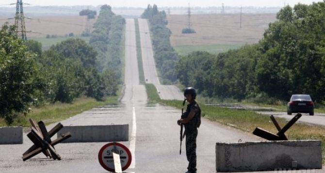 Ситуация на КПВВ Донбасса в понедельник, 5августа