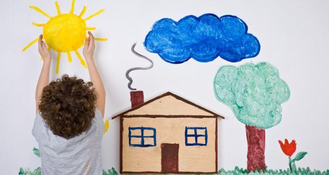 На Луганщине построят детский дом семейного типа
