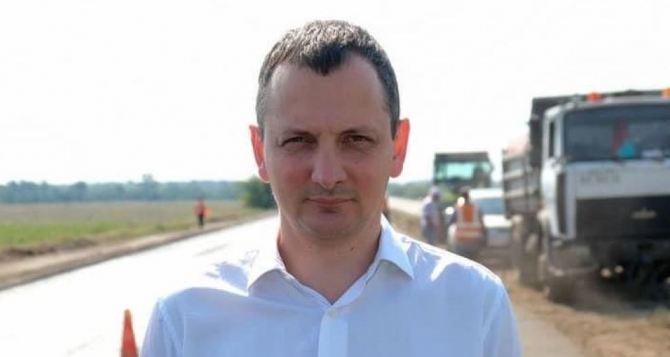 Луганчанин пообещал отремонтировать трассу Запорожье— Мариуполь за три месяца