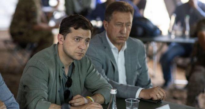 Луганский губернатор охарактеризовал президента Зеленского странным образом