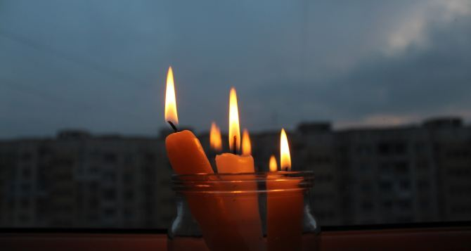 После отключения воды в Лисичанске, анонсируют отключения света в Рубежном