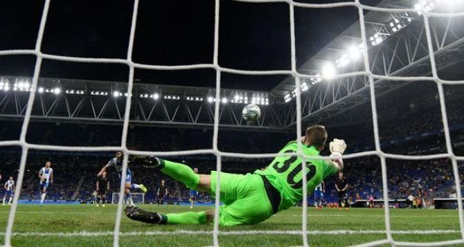 «Заря» в первом тайме показала хороший футбол, но во втором тайме проиграла