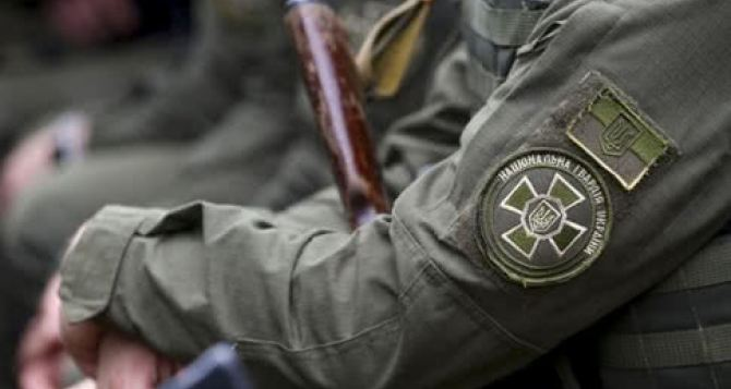 Подразделения Нацгвардии Украины начнут выводить из Донбасса в начале следующего года